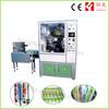 Cylindrical sticker Automatic Heat Transfer Tube Machine factory