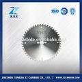 Tungsten carbide round cutter with good impact resistance