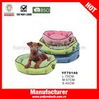 Waterproof fluffy pet plastic house