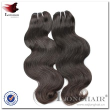 DHL Fastest Shipping New Arrival Tangle And Shed Free 100% human hair russian straight weaving