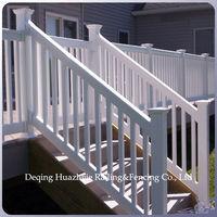 PVC vinyl Stair handrail