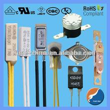small electric motors temperature protector