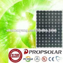100% TUV Standard high efficiency high quality mono prismatic solar panel glass