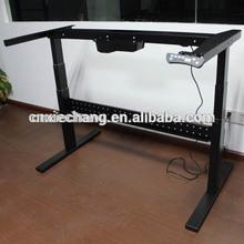 adjustable table height mechanisms