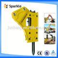 Indeco hidráulica breakers/suministrando fina martillo sp1550 lado martillo hidráulico