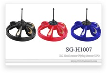 2014 new hot product interesting Hand Sensor Flying Saucer rc helicopter rc toy flying ufo toy