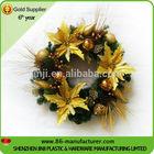 Wholesale artificial decoration plastic christmas garland