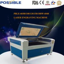 Oem chine nouvelle promotion laser machine de gravure, sculpture sur corne de bœuf