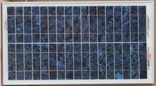 100W 200W Mono Crystalline Solar Panel PV Module For Solar Power Plant