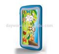2014 de fábrica al por mayor allwinner a13 multi colores 7 niños pulgadas tablet pc