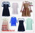 2014 nouveau Design top quality élégant mode latex vêtements pour femmes