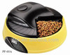 battery-powered pet dog feeder PF-05A with several colors