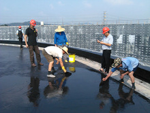 Building Roof Polyurethane Waterproof Coating