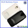 Latest Portable 4000mA Samsung S4 Mini Battery Cases