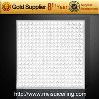 Meisui 2014 artistic fire decorative rated mineral fiber acoustic ceiling tile