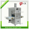 PLC panel High Frequency Welding Cutting Machine for plastic