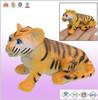 plastic animals hard toys