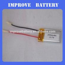 Hot sale 20mAH lipo battery For Card Reader lipo battery 20mah 281016 ge power lipo battery