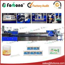 medical cotton swabs machine