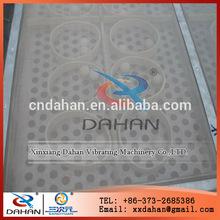 linear vibration shaker sieve plate