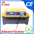 2014 Best price full automatic industrial incubators for hatching 48 eggs