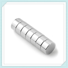 China Manufacturer Rare Earth Neodymium Magnet Disc mm
