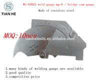 WG-04BCG weld gauge mg-8 / bridge cam gauge/weld gauge/measuring tools
