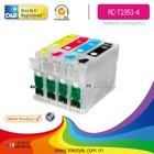 New high quality 12ml/pcs inkjet cartridge refill kit for epson