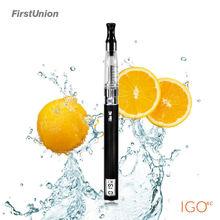 Good quality electronic cigarete iGo 4C smart LCD display elektrikli sigara shenzhen electronic cigarette