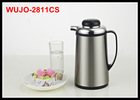 Vacuum Flask /Coffee pot /Thermos glass liner, GLASS REFILL 1.0L 1.9L stainless steel body