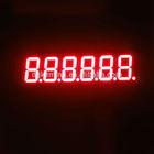 Ultra red tupe six 6 digits 7 segment led display 0.36inch