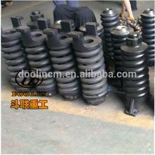 SK250 Kobelco track adjuster spring assy