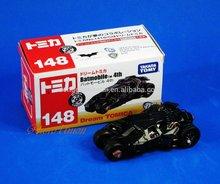 Hot sale Takara Tomy pixar Car toys Dream Tomica 148 Batman Batmobile Diecast