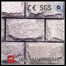 natural grey slate culture stone