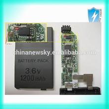 For PSP Battery Pack 3.6V 1200mAh