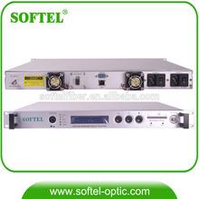 Hfc réseau 1310nm CATV Fiber optique émetteur Laser