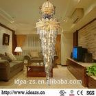 C9160 cheap vintage chandeliers ,black murano glass chandelier ,crystal flower lamp
