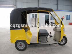 bajaj auto rickshaw/bajaj three wheel motorcyle/CNG three wheeler