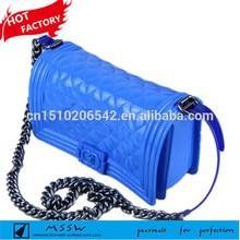 2013 hot sale fashion Jelly shoulder bag
