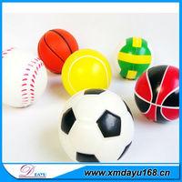 High Quality Eco-friendly Safe Pu Kids Stress Ball