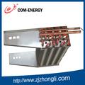 Alta calidad refrigerador de aire evaporativo, frigorífico evaporador, intercambiador de calor