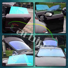 Chameleon windows tinting solar film car glass protection