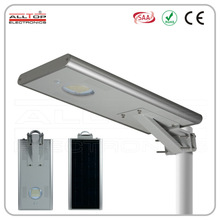 12v 18w outdoor ip65 integrated all in one solar led garden lights
