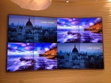55 inch high brightness seamless led video wall