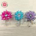 1 - 433 atacado flor contas acrílicas beads tomada de flor flores com miçangas