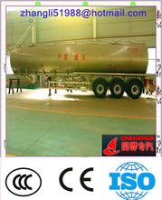 20000 liters 5 compartments aluminum tank