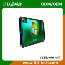"Full HD 1080P 24"" open frame lcd monitor"