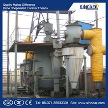 Coal Gas Generator Plant used in coal-fired, fuel boilers, kiln, metallurgy, chemical industry, aluminum.