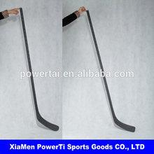 Custom 100% carbon fiber ice hockey sticks L/R hand