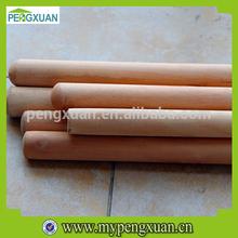 Natural varas rodada de madeira